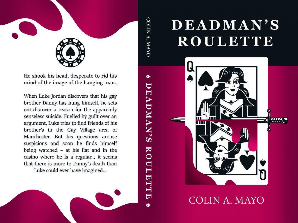 Deadman's roulette book cover